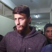 NI UNA MENOS: contundente el vídeo que muestra cómo el arquero de la Villa golpeó a su exnovia
