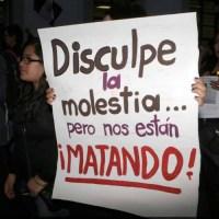 PAREN DE MATARNOS: nuevo femicidio en Chubut