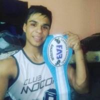Tristeza en San Juan: murió en un accidente una promesa del boxeo