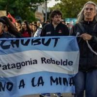 El gobierno de Chubut no pudo avanzar con el proyecto para habilitar la megaminería