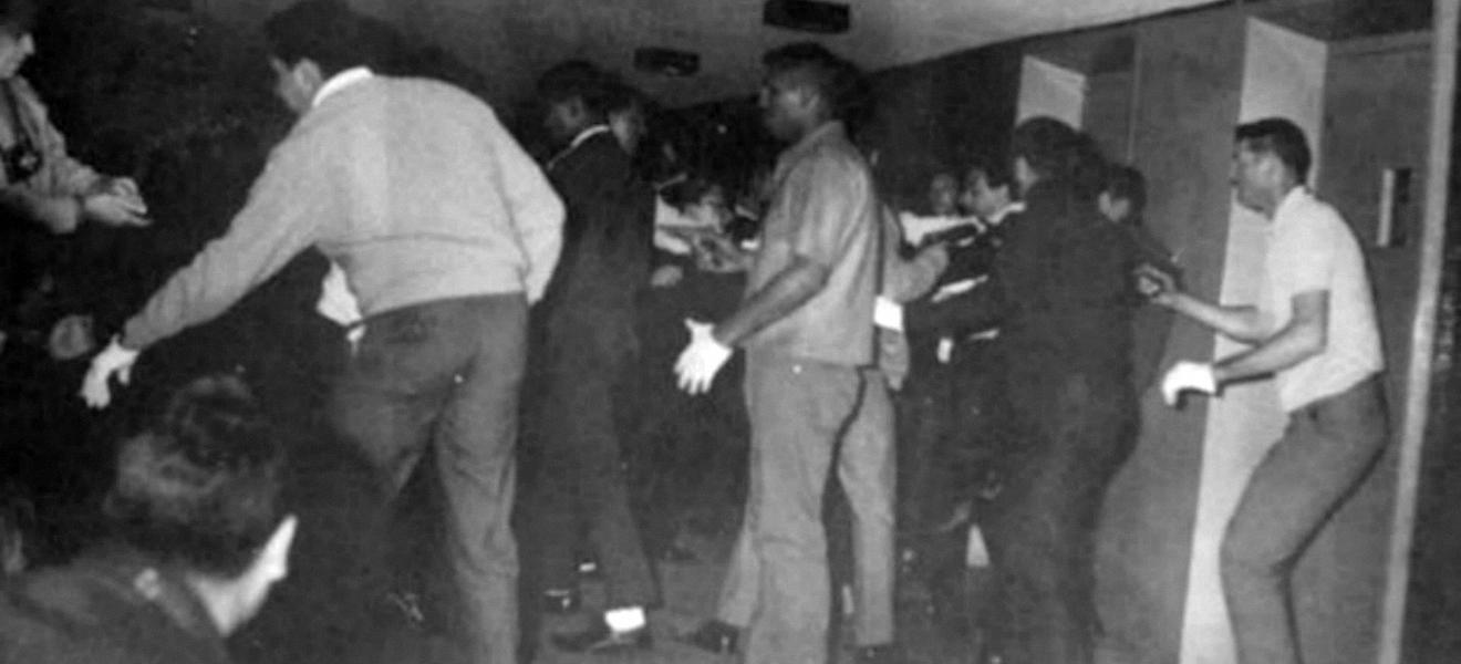Seis Canciones Sabrosas de 1968, Vol. 8 Cronología del Movimiento Estudiantil, Especial del 2 de Octubre