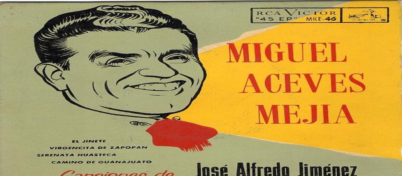 Los mejores intérpretes de José Alfredo Jiménez parte dos