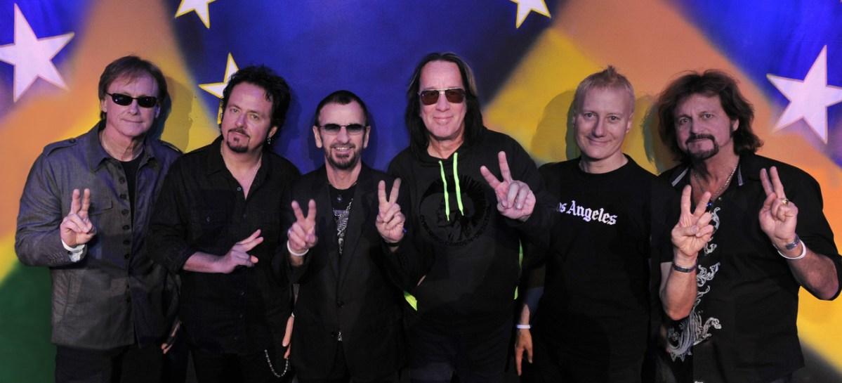 La All Starr Band que acompañará a Ringo en la gira de otoño.