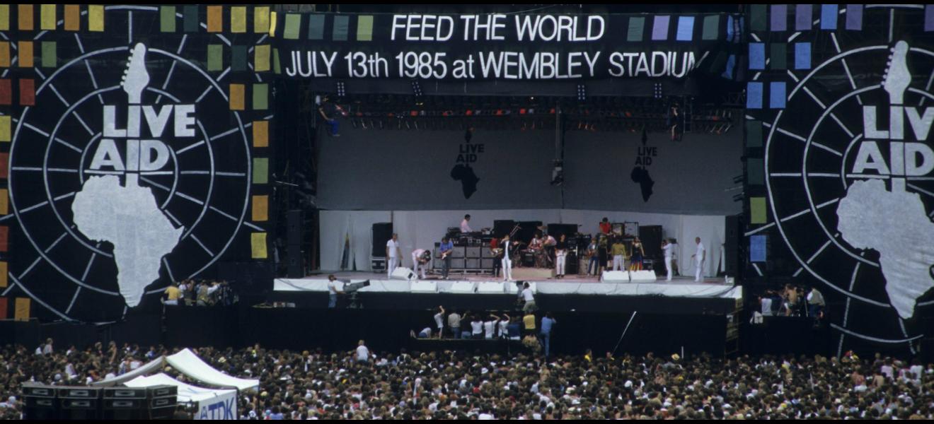 Live Aid, 33 años del mega concierto que dio paso al llamado día mundial del rock.