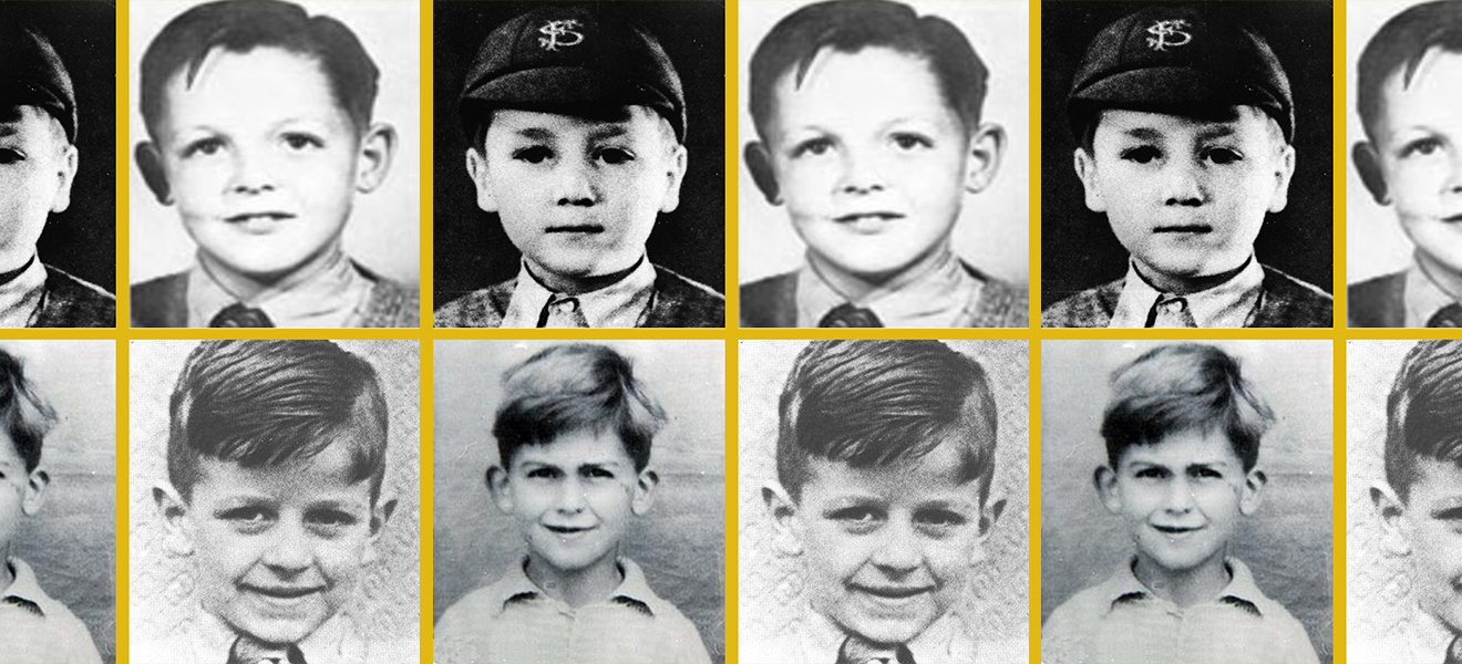 Ringo, John, Paul y George… el origen