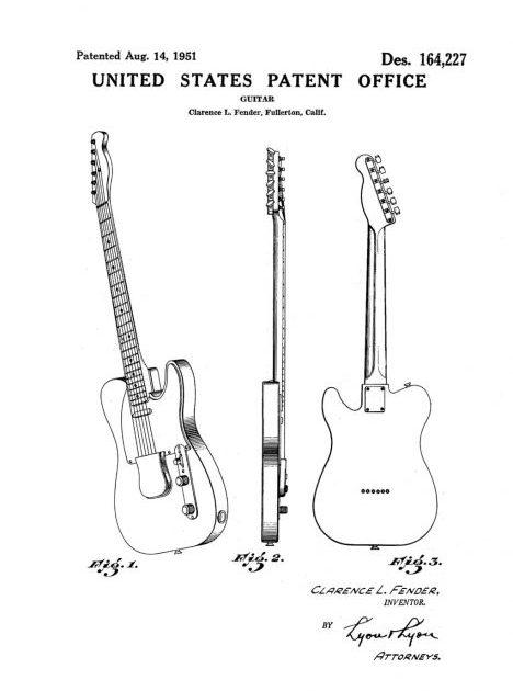 Aquí empezó todo: Clarence, una historia curiosa y la Fender Telecaster, (1951)