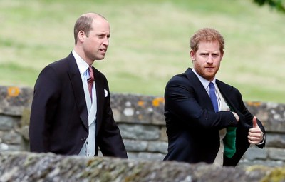 ¿Los príncipes William y Harry están en una «situación difícil»?