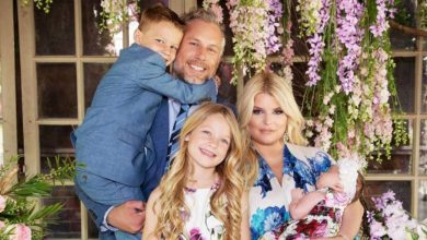Photo of Jessica Simpson muestra a su bebé en una nueva y adorable foto
