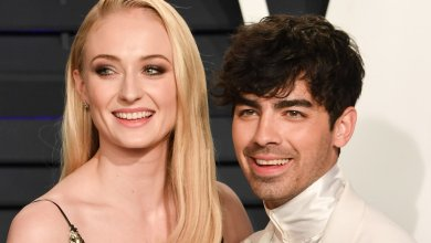Photo of Joe Jonas y Sophie Turner celebran boda sorpresa en Las Vegas