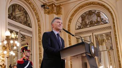 Photo of Macri recibirá al vicepresidente del Banco Mundial