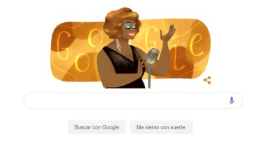 Photo of La sonrisa de Lucha Reyes, inmortalizada en un doodle