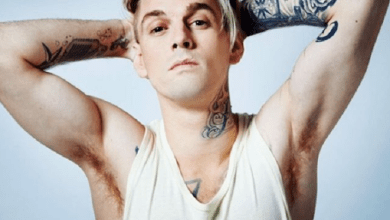 Photo of Aaron Carter preocupa con un complicado diagnóstico médico