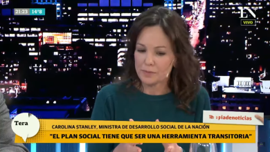 Photo of Arroyo destacó la «sensibilidad» de Stanley en Desarrollo Social