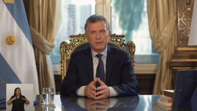 Photo of Macri brindó un balance a través de Cadena Nacional