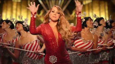 Photo of Mariah Carey viste de Santa Claus en una nueva edición de su éxito  «All I Want for Christmas Is You»