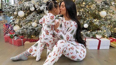 Photo of Kylie Jenner regaló un anillo de diamantes a su hija Stormi Webster en Navidad