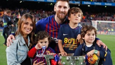 Photo of ¡Imperdible! La charla que hizo llorar a la familia Messi