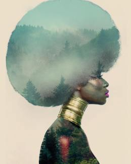 Black Girl Magic Project, Artist Pierre Jean-Louis.