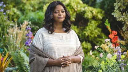 """The Shack"" movie. Starring Octavia Spencer as Papa (God)."