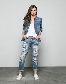 Jeans Girlfriend Rotos 35.99