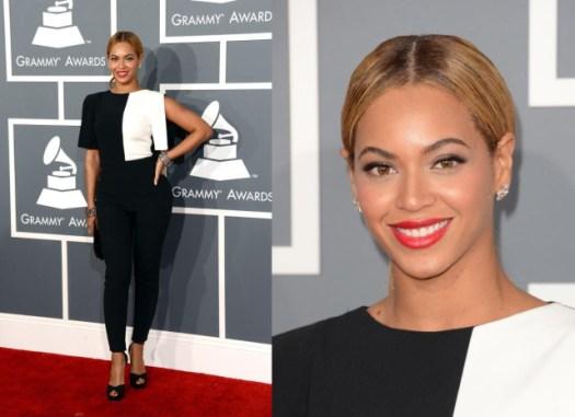 Beyoncé Knowles (@Beyonce) en un traje de Osman
