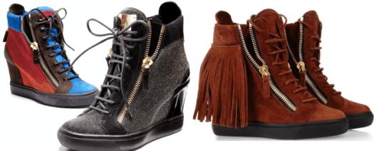 Objeto de deseo Ustedes creen q las zapatillas con cuñas son moda pasajera o moda que se queda, vean mi ultimo post del  blog