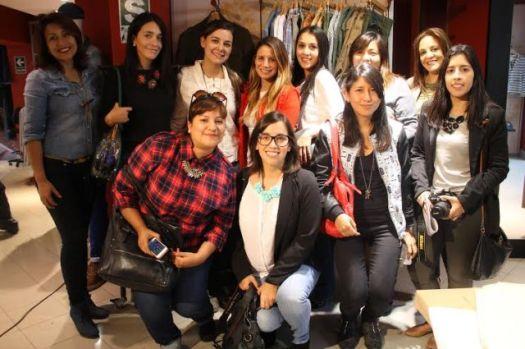 Bloggers de moda peruanas