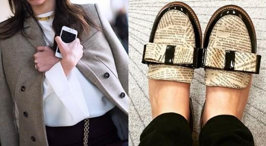 Lo que me deja atónita es que, en teoría, la moda cambia cada 6 meses, y sin embargo, todo el mundo viste igual, Agatha Ruiz de la Prada..