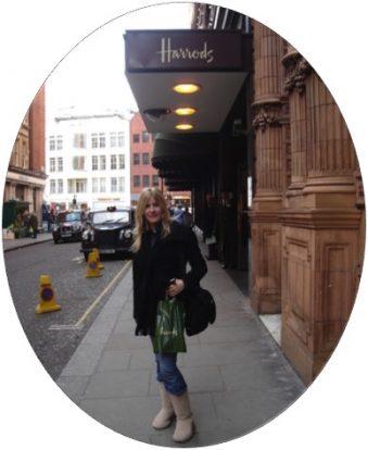 Victoria Bisogno en Londres