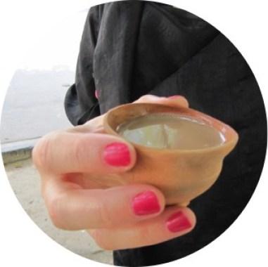 Xícara de chá em viagem a Ìndia - Assam