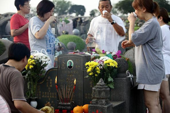 A festividade de QingMing
