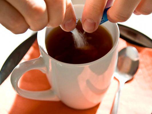 Edulcorantes naturales para el té