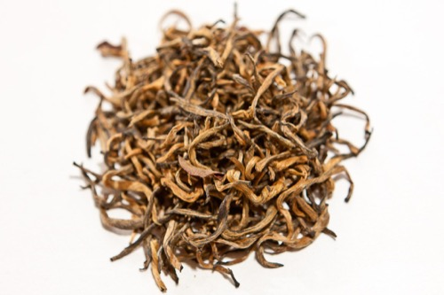 Variedades de té - Golden-Yunnan