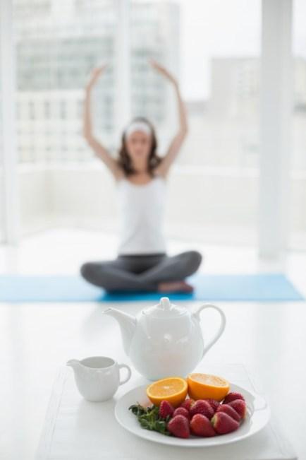 Un buen desayuno para tu ritual 5 tazas de té