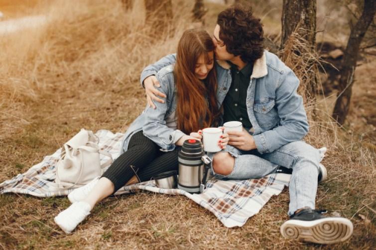 mejorar la vida - pareja tomando té