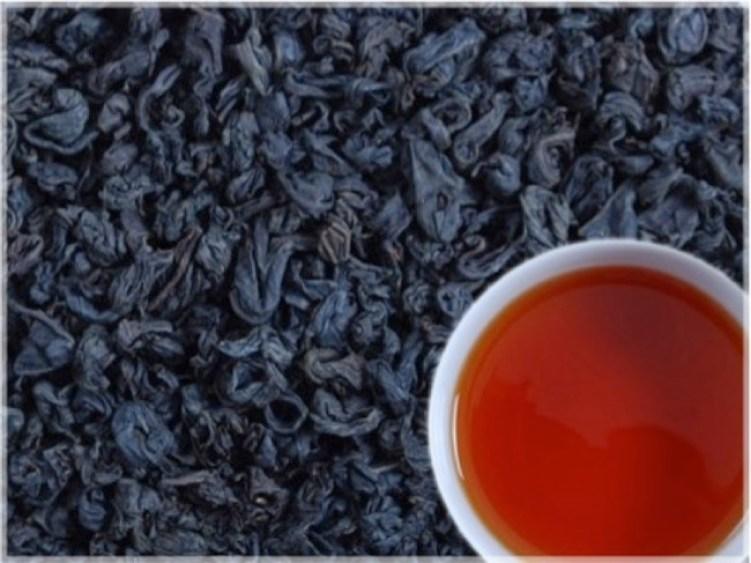 Los grados del té