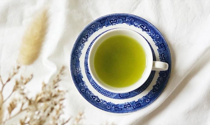 Chá Fukamushi y seu processo de fixaçã