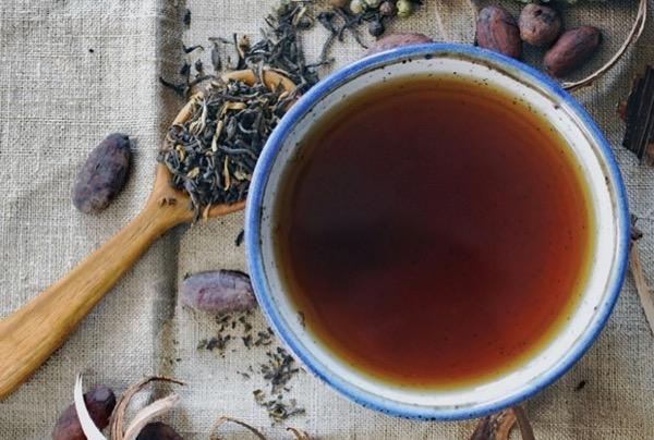 chá prato - assam