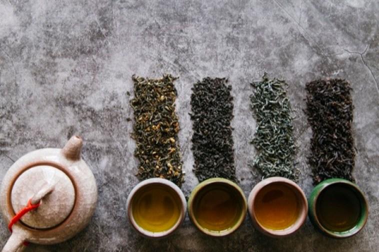 Distintos tea blends