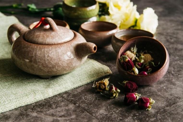 flores para el tea blend