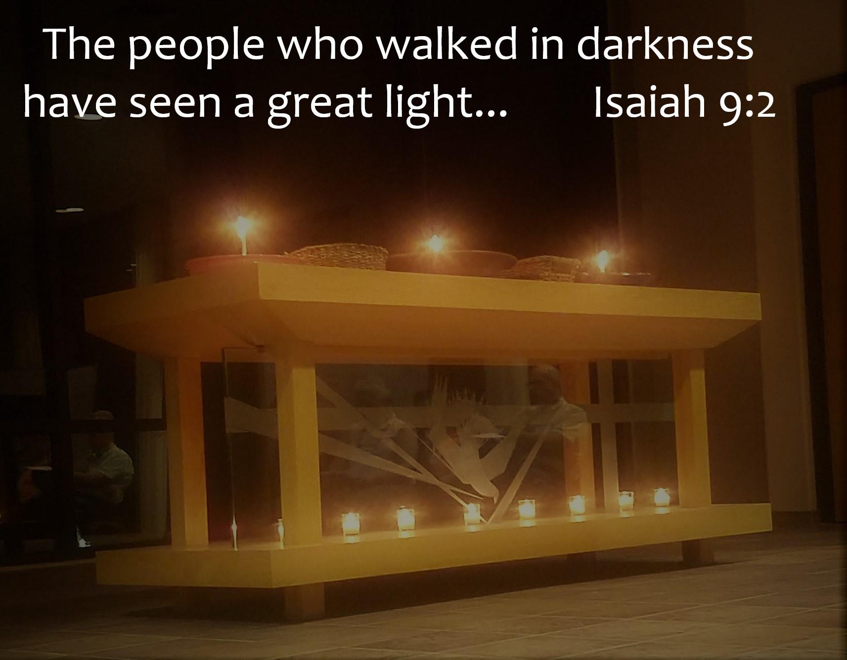 Isaiah 9 2