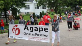 Agape @ Frolic Parade