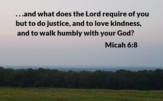 Micah 6