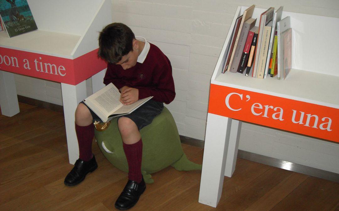 Los niños y la lectura