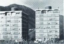 Edificio Las Morochas de Galia