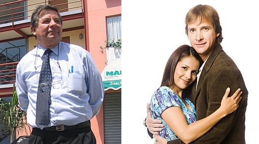 Christian Thorsen, Efraín Aguilar, Mónica Sánchez