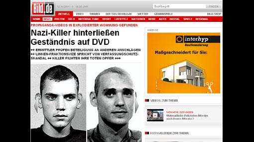 Alemania, Neonazis,  Asesinos en serie