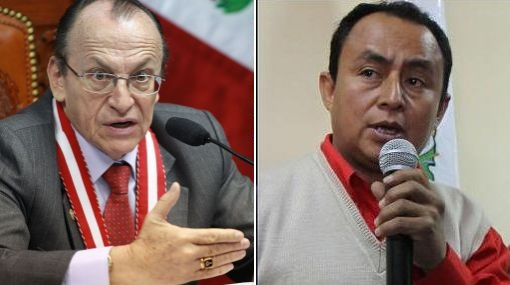 Ollanta Humala, Conflictos sociales, Fiscalía de la Nación, José Peláez, Proyecto Conga, Gregorio Santos,  Protestas Sociales