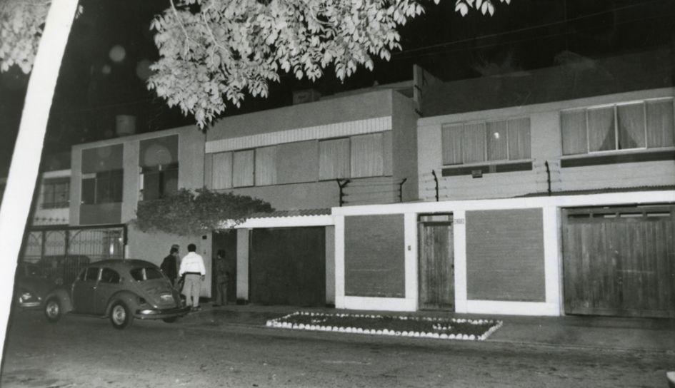 Resultado de imagen para Casa de Abimael Guzman