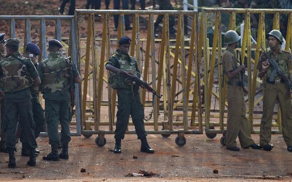 Más de 20 muertos dejó un motín en la principal cárcel de Sri Lanka
